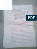 Padmavat Letter