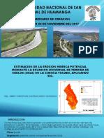 Erosion Hidrica Potencial