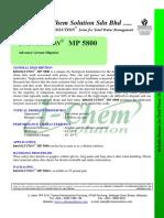 MP 5800 PDS - I-Chem