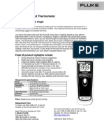 272 Fluke 65 Data Sheet
