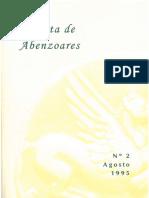 Revista de Abenzoares Nº. 2