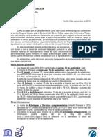 10-09-06 Carta Familias Inicio de Curso PDF