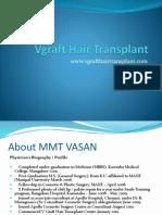Vgraft Hair Transplant