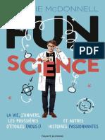 Fun science de Charlie Mcdonnell