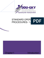 2.5 Standard Operating Process SOP 1 and 2