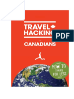 Canadian Travel Hacking April - eBook Edition