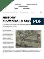 History _ Kelvion