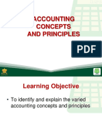 6 accounting concepts and principles