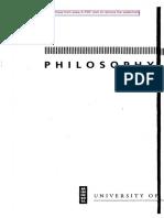 Adorno - Philosophy of New Music