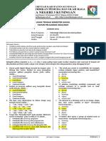 Naskah Soal UTS TIK Kelas XII IPA IPS Ganjil 2012 2013 Final Pembahasan