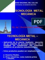 i. Principales Procesos Metal Mecanicos