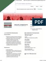 Teknisi HP - Pangkal Pinang Pekerjaan - PT Unicom Harbura Jaya Makmur - 2324871 _ JobStreet _ JobStreet
