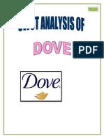 Dove- Swot Analysis
