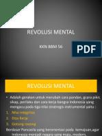 Revolusi Mental Prat