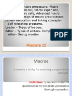 System Software Module 2.Ppt
