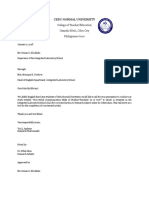 Transmittal Letter Last