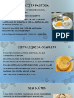 Dieta Pastosa