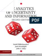 The analytics of information and uncertainty 2nd edition.pdf