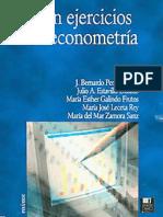 100 Ejercicios de Econometria