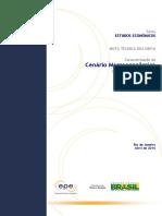 DEA 08-16 - Cenário Macroeconômico 2016-2025 (1)