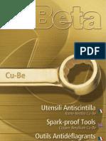 Beta Tool Catalogue