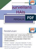 Surveilans HAIs,DAW