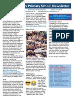 Newsletter 16 170118
