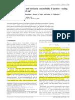 Effect of Viscosity in T-JUNCTION