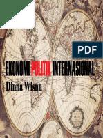 Rows Collection - Dinna Wisnu - Ekonomi Politik Internasional