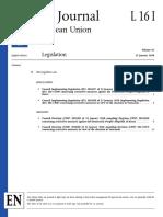 La Unión Europea aprueba sanciones contra altos funcionarios venezolanos