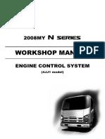 LG4JJED-WE-VN53 - Engine Control System 4JJ1
