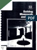 Building Movements & Joints