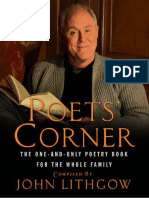 Poets' Corner - The One-And-Only Poetry Book for the Whole Family, The - John Lithgow