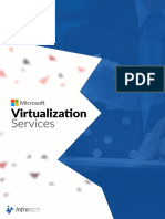 Micrsoft Virtualization Services - Infratech