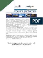 Call for Paper Aranducon 2016
