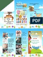 Leaflet Baru Alas Kaki Sd