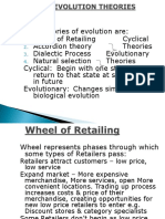 Wheel of Retailing and Accordian Theory