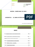Antologia Diseño de Base de Datos 2016