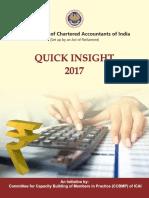ICAI Quick Insight 2017