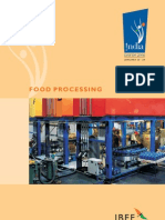 India Symposium IBEF Sectoral Reports Food Processing