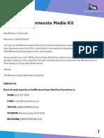 Minnesota Media Kit - 1 19 2017