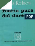 Teoría Pura Del Derecho, Hans Kelsen (1)