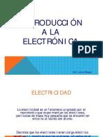 Introducción a La Electronica