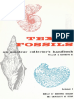 Texas Fossils - An Amateur Collector's Handbook
