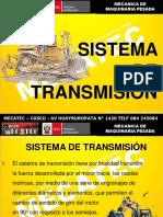 Sistema Transmision