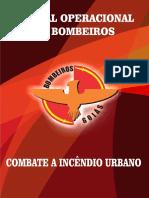 MOB Combate a Incêndio Urbano CBMGO