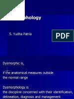 Dys Morphology
