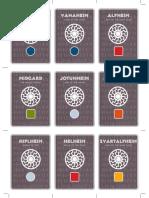 Ragnarok Cards