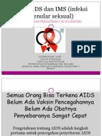 PPT Penyuluhan HIV