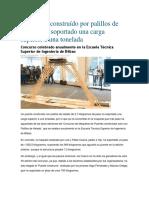 Estructuras Trabajo